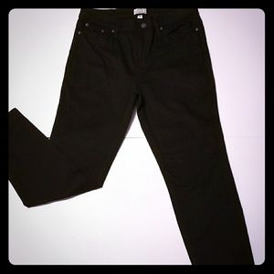 ⚘J. CREW⚘ LOOKOUT HIGH RISE SKINNY PANTS, LIKE NEW